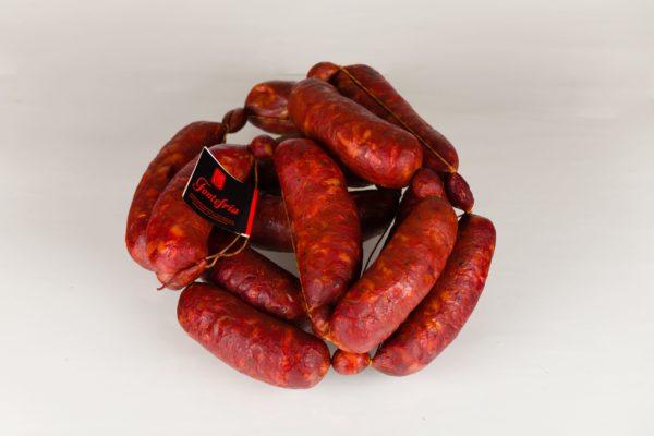 Chorizo Extra Picante caja - Chourizo extra picante caixa