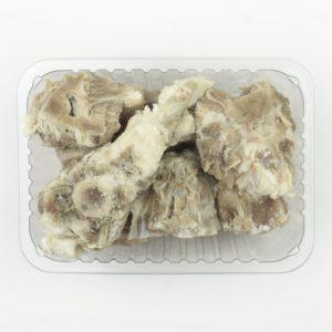 Espinazo de cerdo salado - Espiñazo de porco salgado