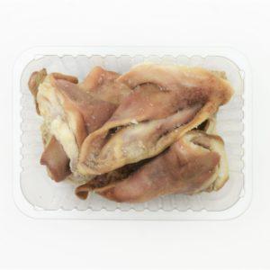 Oreja de cerdo salada - Orella de porco salgado