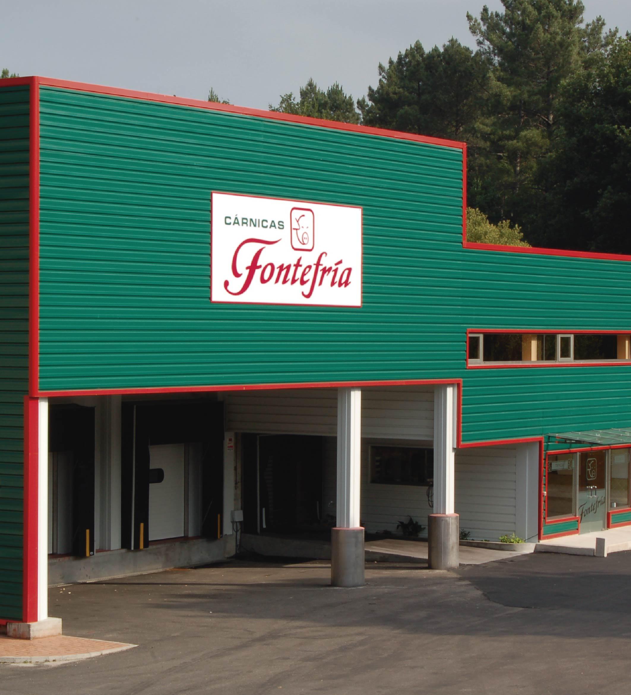 Industrias Cárnicas Fontefría